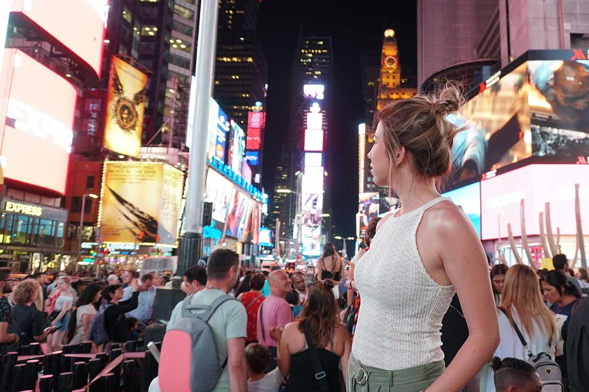 milena stevic u njujorku