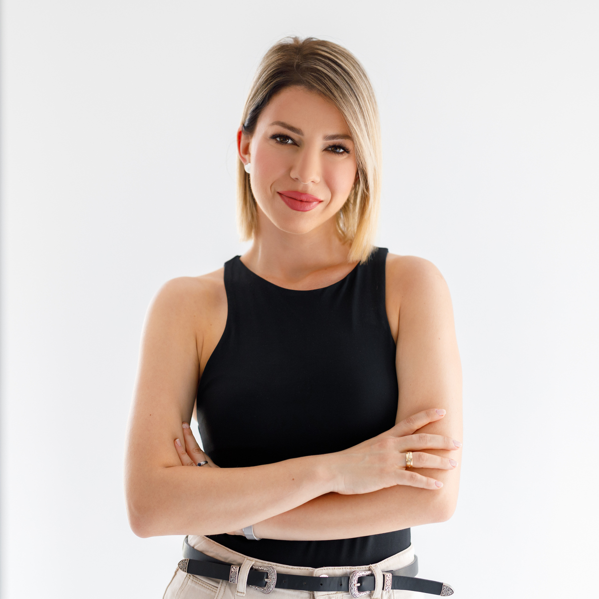 Kompletni Makeover - Ivana Cekić